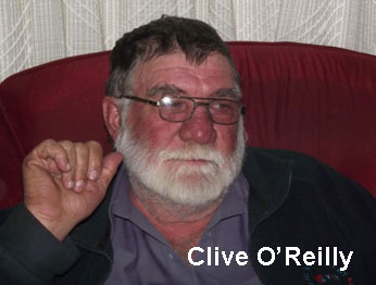 Clive O'Reilly Gwebi College of Agriculture Course 17