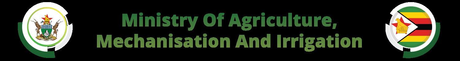 Zimbabwe Government Ministry of Agriculture Mechanisation and Irrigation logo